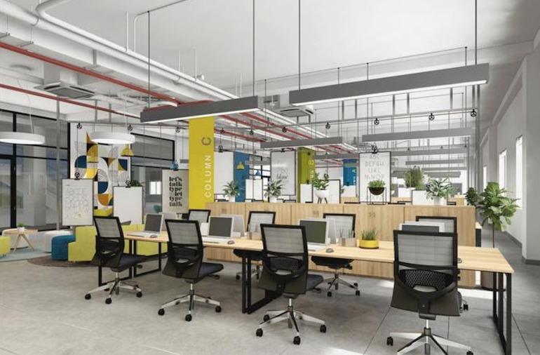 Kích thước nội thất văn phòng không phù hợp