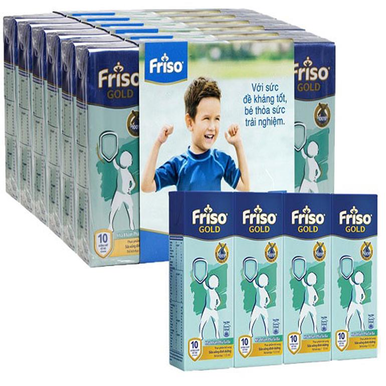 SữaFrisolac có tốt không?