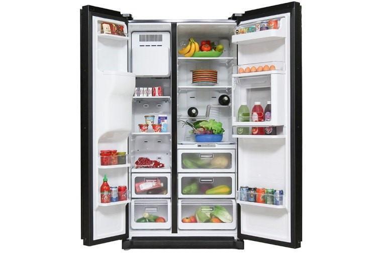 Cần xem xét kỹ trước khi mua tủ lạnh side by side