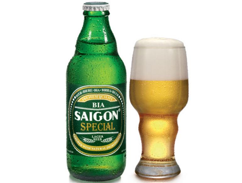 Bia Sài Gòn Special - bia Sài Gòn lùn