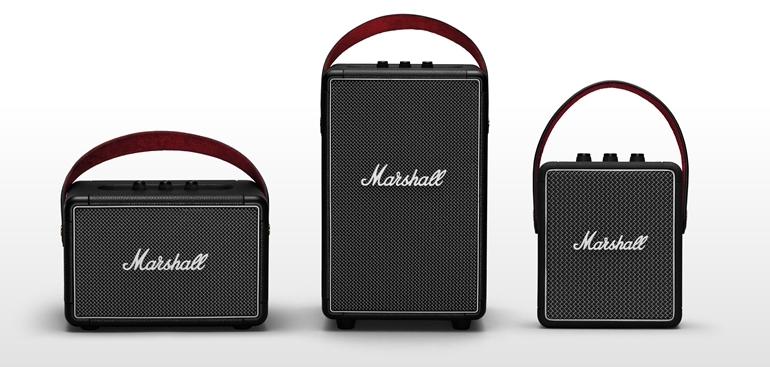 loa marshall portable