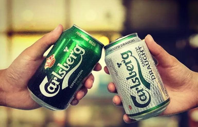 Bia Carlsberg có những loại nào?
