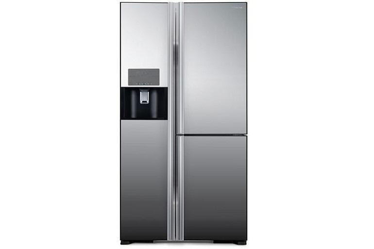 Tủ lạnh side by side Hitachi