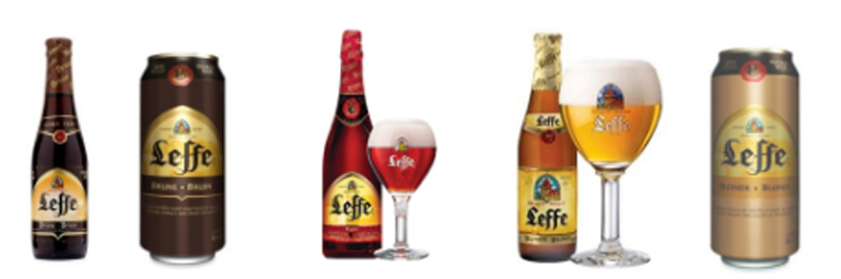 Bia Leffe có mấy loại?