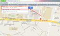 Hướng dẫn lấy tọa độ Google Map