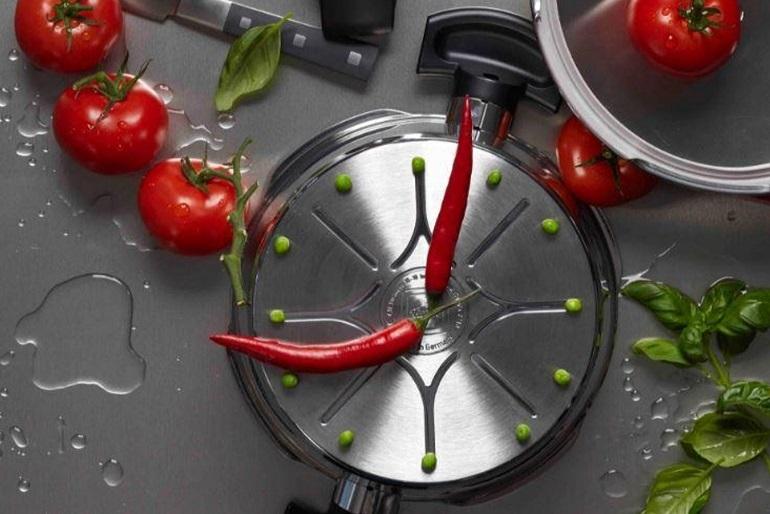 Đáy nồi Cookstar độc quyền, sử dụng tốt cho mọi loại bếp