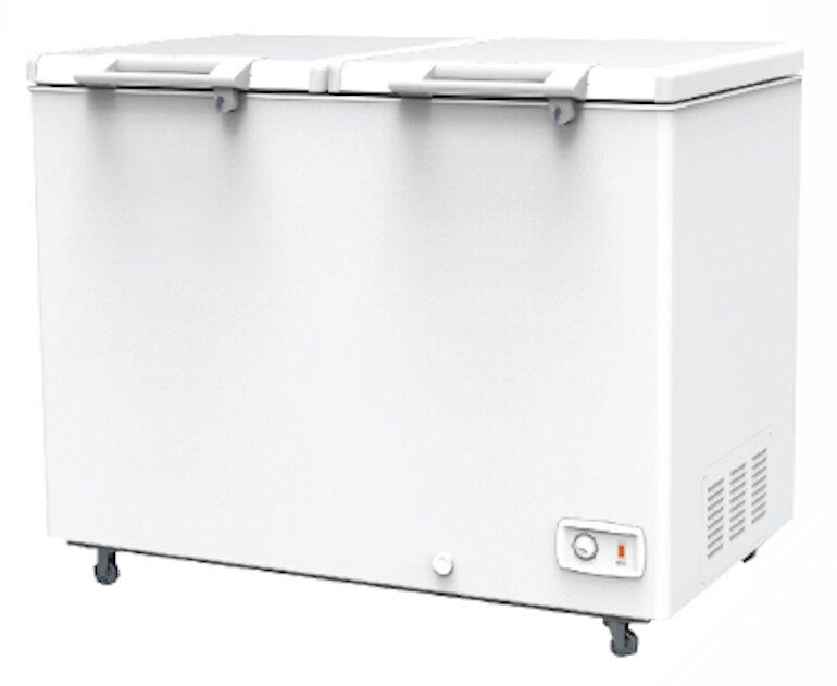Tủ đông Sanden hoạt động với công suất lớn
