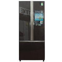 Tủ lạnh Hitachi R-WB545PGV2 (GBK / GBW / GS) - 455 lít, 3 cánh, Inverter mặt gương đen