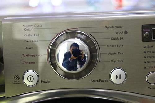 Công nghệ giặt 6 motion.