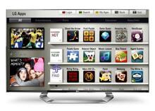 Giao diện NetCast trên tivi LG