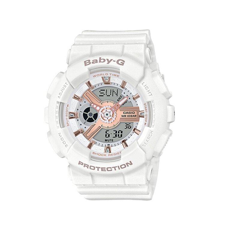 Giá bán của đồng hồ Casio Baby-G nữ là bao nhiêu?