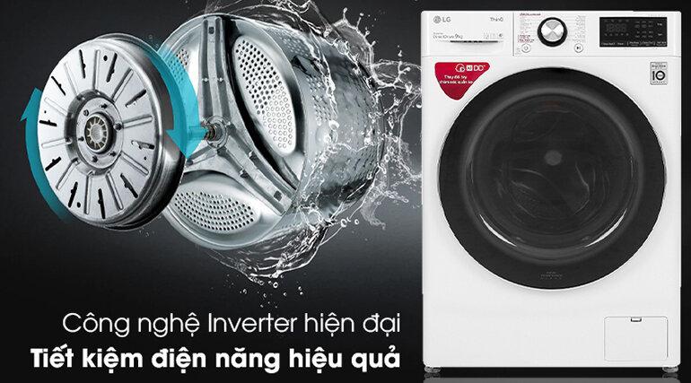 Tiết kiệm điện năng, vận hành bền bỉ với công nghệ Inverter hiện đại