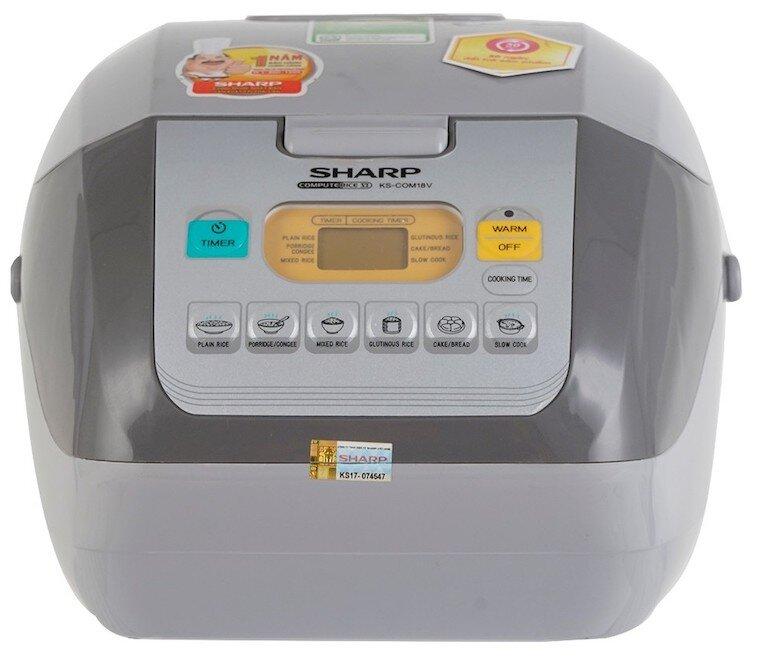 Lưu ý khi dùng nồi cơm điện Sharp KS-COM18V