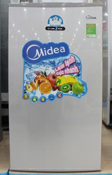Bảng giá tủ lạnh mini dung tích nhỏ Midea rẻ nhất thị trường 2/2017