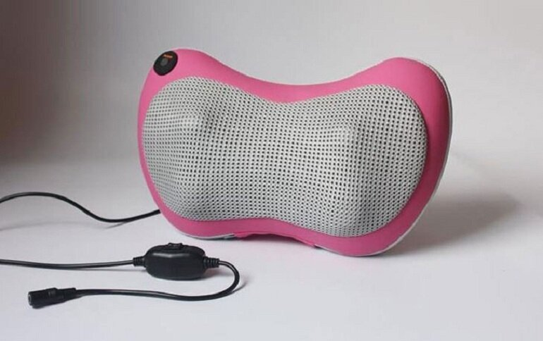 Máy massage hồng ngoài giúp thư giãn tinh thần, hỗ trợ điều trị các bệnh lý về xương khớp
