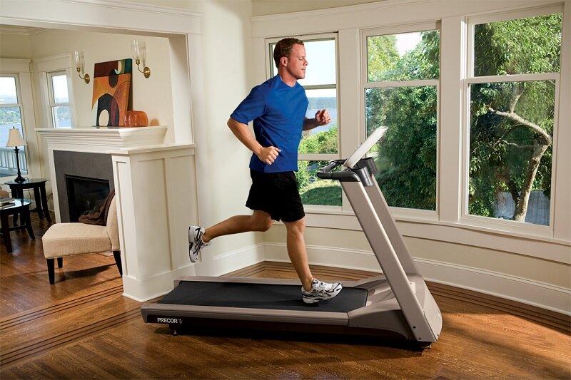 Dành 30 phút rèn chạy bộ cùng máy chạy bộ giúp bạn nâng cao sức khỏe, kiểm soát cân nặng