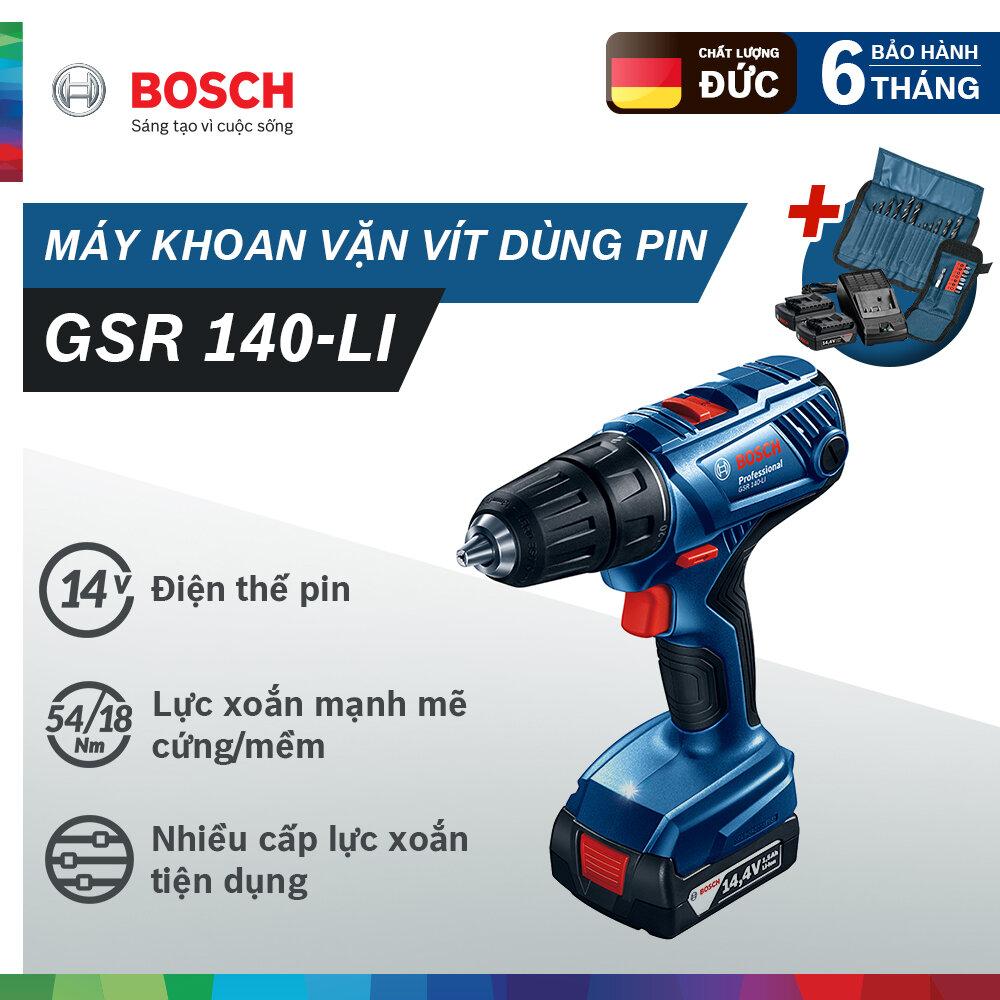 Máy khoan Bosch GSR 140-LI