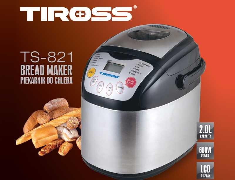 Máy nướng bánh mì sandwich Tiross