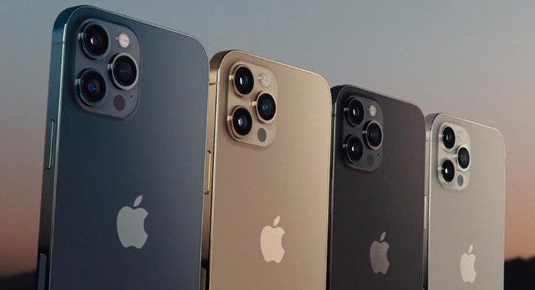 camera trên iphone 12 pro max