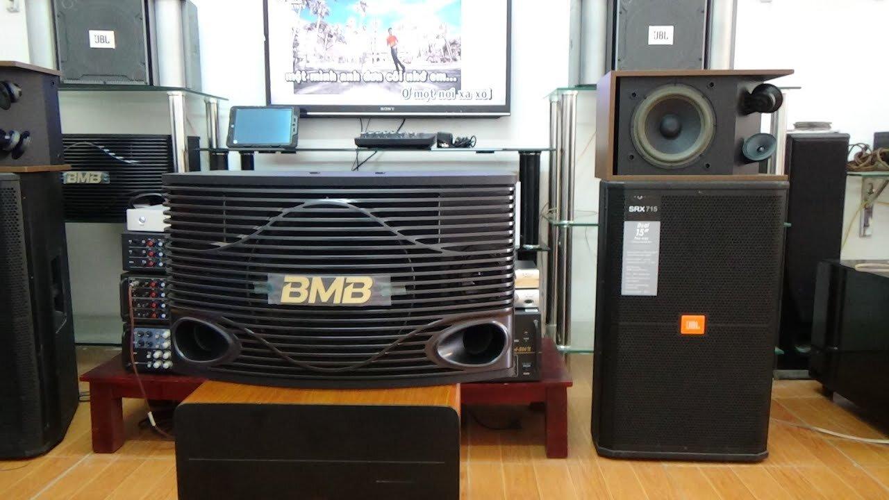 Loa BMB CSN 500 SE mang đến những âm thanh tuyệt vời