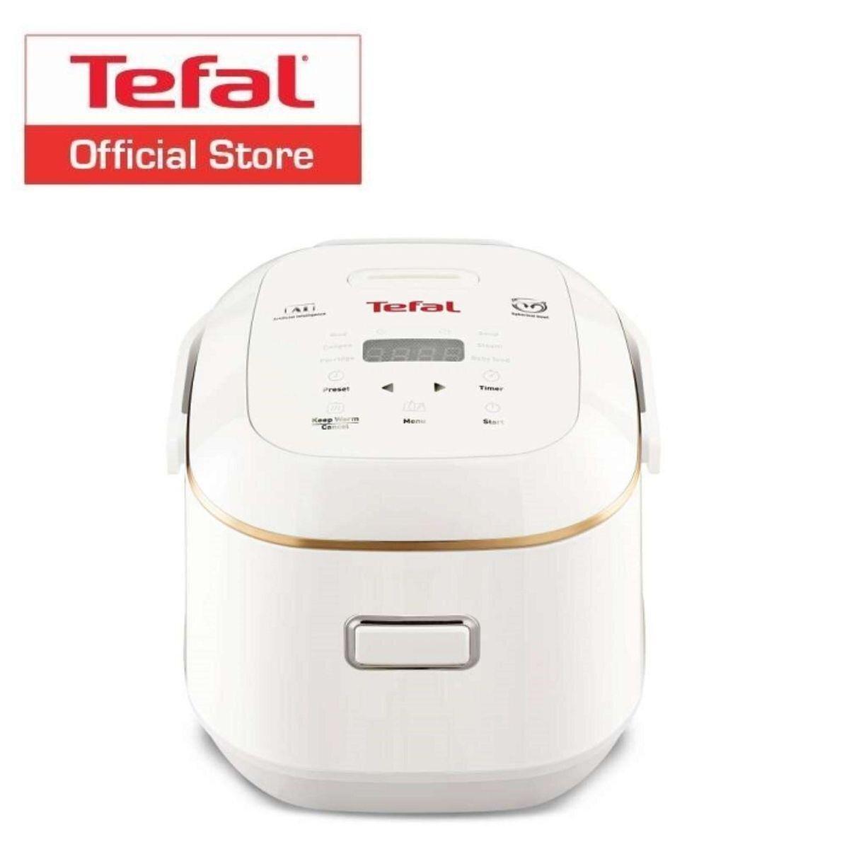 Nồi cơm điện cao tần Tefal RK604165 2 lít