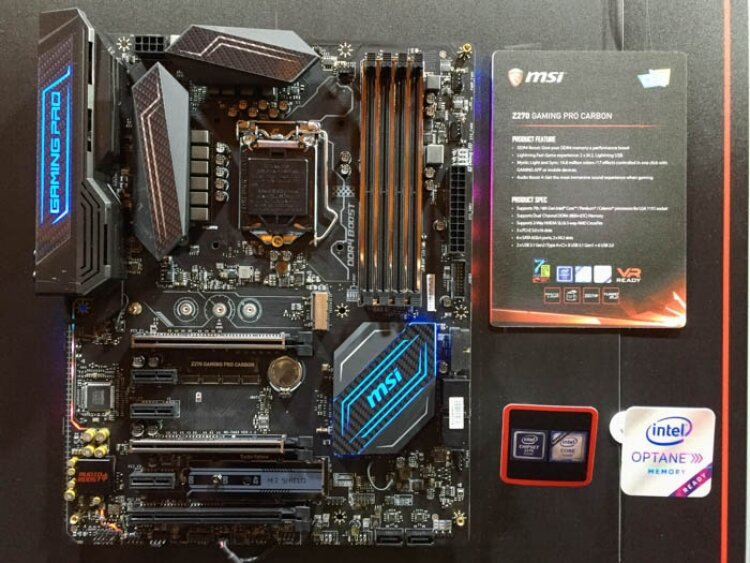 MSI Z270 Gaming Pro được nhiều game thủ yêu thích vì nhiều tính năng