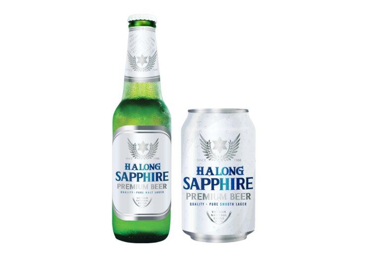 Bia Hạ Long Sapphire