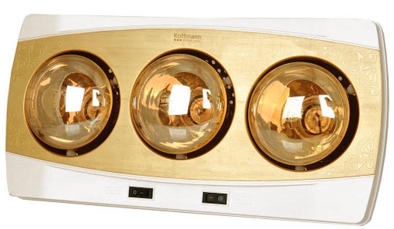 Đèn sưởi Kottmann 3 bóng K3BH