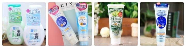 Có nên sử dụng sữa rửa mặt Nhật Bản không?