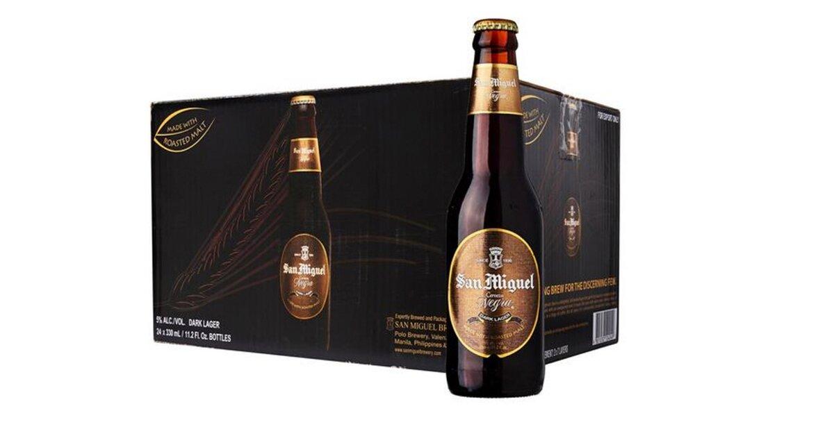 5 bí ẩn khiến bia đen San Miguel Cerveza Negra trở nên hấp dẫn người tiêu dùng