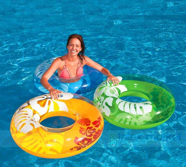 Phao bơi người lớn Intex 59251