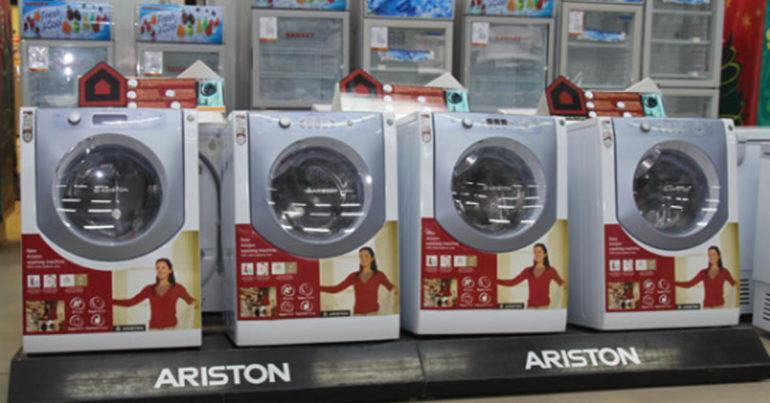 Máy giặt Ariston có tốt không ? Có mấy loại ? Giá bao nhiêu ? Mua ở đâu ?
