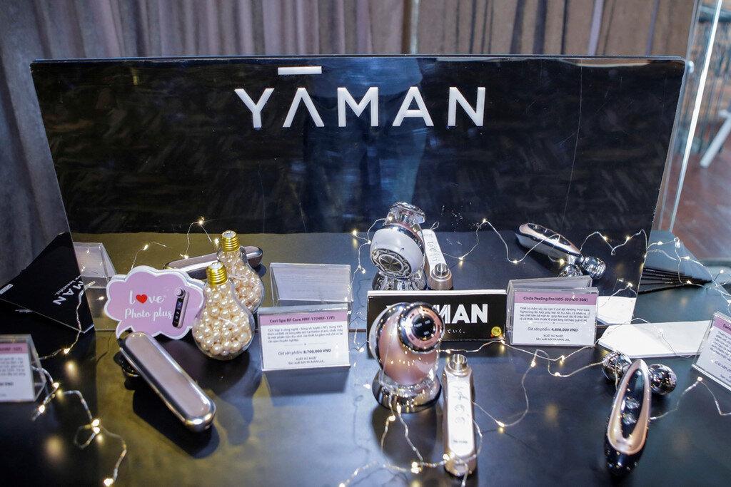 Các dòng máy Yaman hiện nay