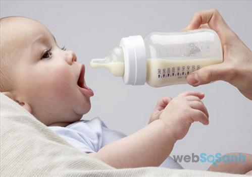Cách chọn sữa bột cho bé sơ sinh từ 0 - 6 tháng tuổi