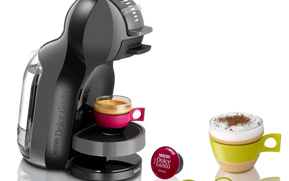 Máy pha cà phê sử dụng viên nén