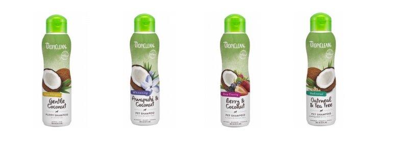 Sữa tắm gội chiết xuất thiên nhiên Tropiclean
