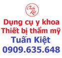 Cửa hàng dụng cụ y khoa thẩm mỹ Tuấn Kiệt uy tín, chất lượng, giá cạnh tranh