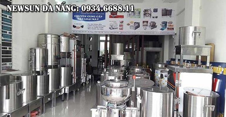 NEWSUN - Chuyên gia máy thực phẩm chi nhánh Đà Nẵng