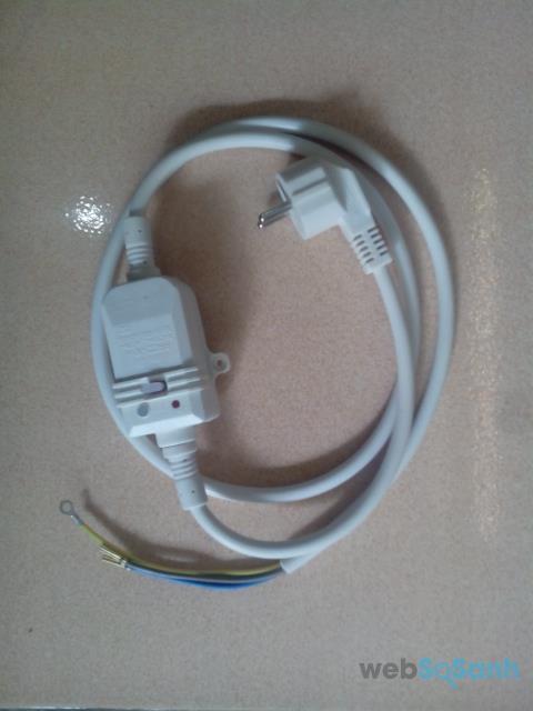 Giá dây chống giật ELCB cho bình nóng lạnh