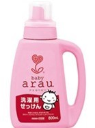 Nước giặt đồ cho trẻ Arau Baby 7278 - Dạng bình 800ml