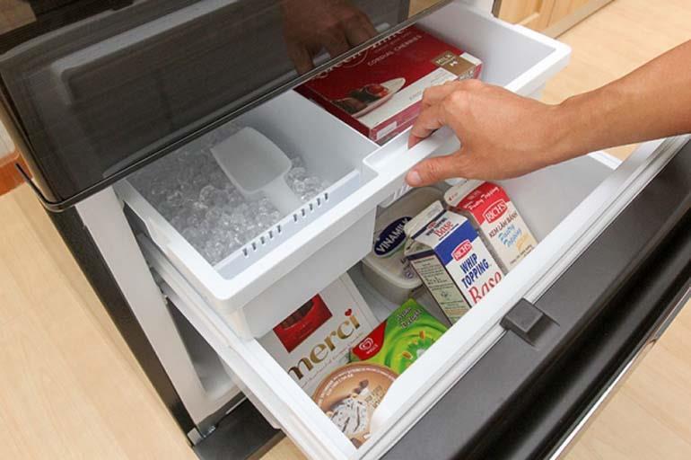 tủ lạnh có ngăn đá dưới