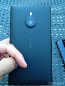 Lumia 1520: Chiếc điện thoại thân thiện với môi trường
