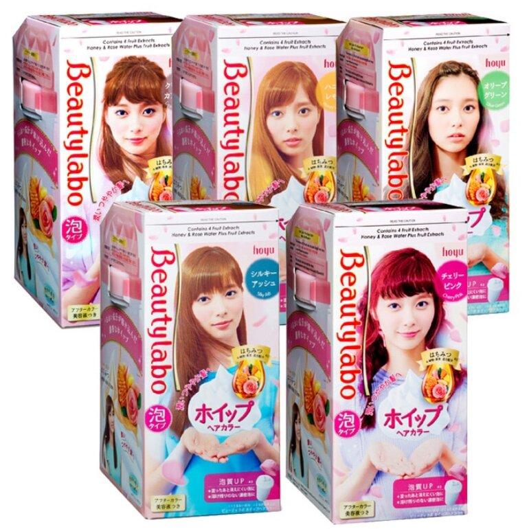 Thuốc nhuộm tóc Beautylabo