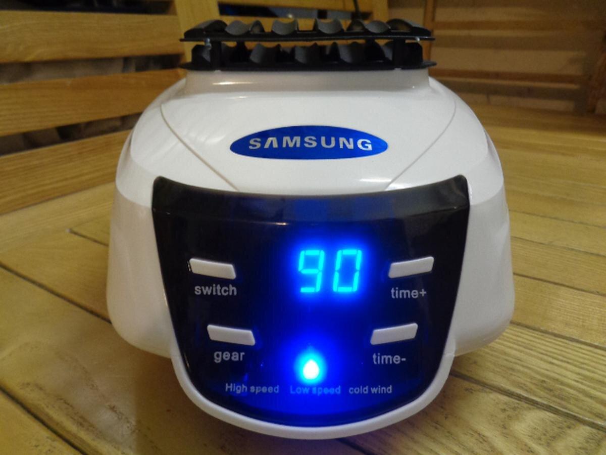 Tủ sấy áo quần Samsung có hiệu năng vận hành bền bỉ