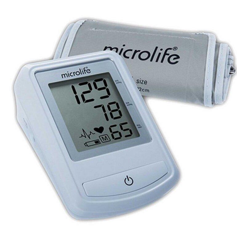 Máy đo huyết áp điện tử Microlife
