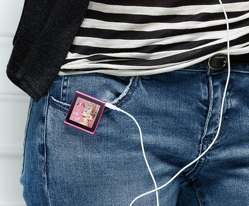 iPod nano gen 6