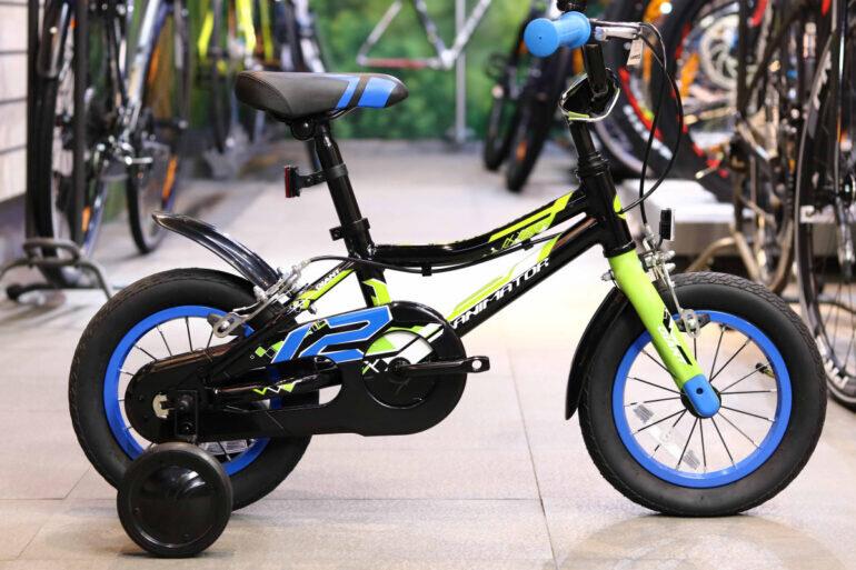 Xe đạp 4 bánh