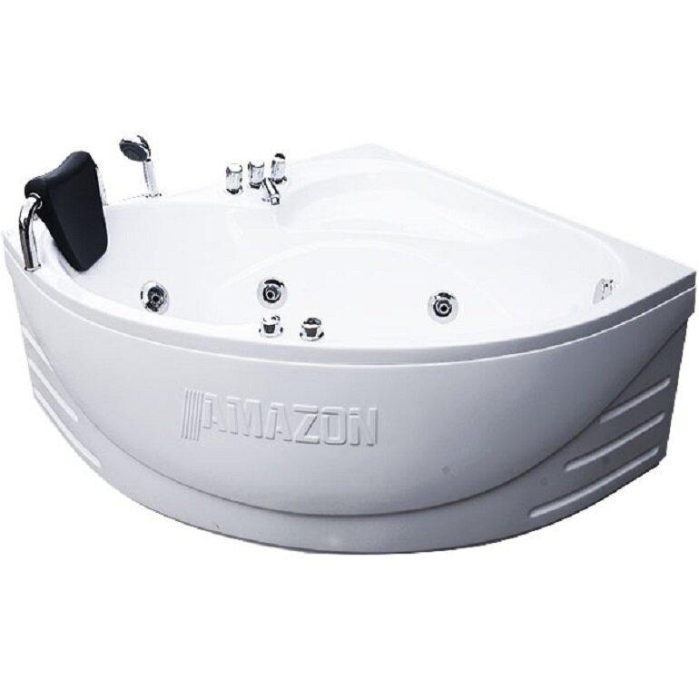 bồn tắm amazon góc