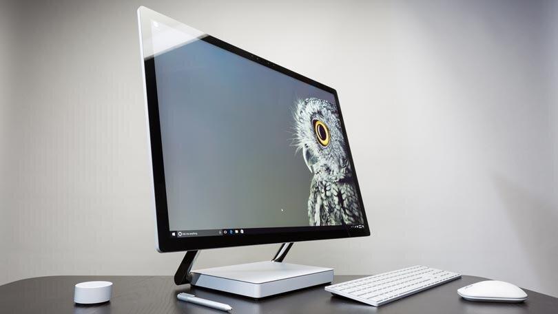 Máy tính All in One Microsoft Surface Studio