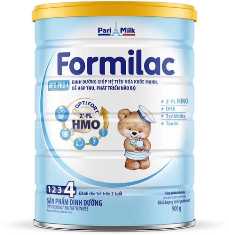 Top 6 sữa phát triển trí não cho bé 6 tuổi